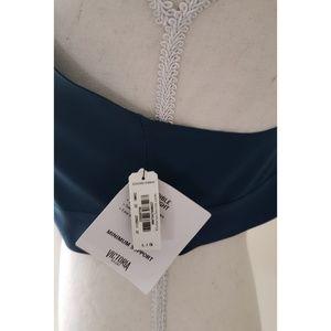 Victoria's Secret Intimates & Sleepwear - Victoria's Secret Forrest Green Sports Bra NWT